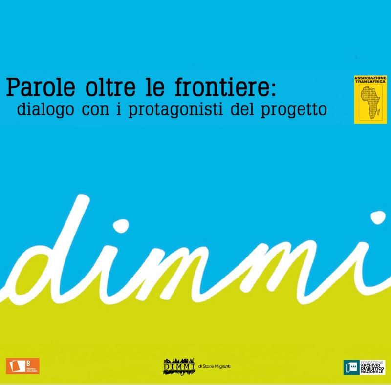 Parole oltre le frontiere | Presentazione a Firenze