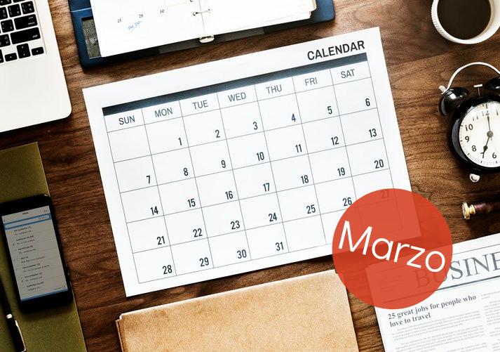 Corsi, incontri e laboratori: gli appuntamenti di Marzo con DIMMI